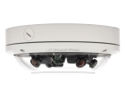 Dome IP Camera with 4 Sensors, 8192x1536, 12 MP, 3.1 in. H x 7.7 in. W