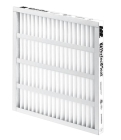 Pleated Air Filter, 18 x 24 x 2 in., Beverage Board Retainer