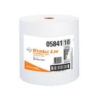 WYPALL L30 05841 Wiper, 12.40 in. W x 13.30 in. L, White, For Liquid Absorption, Roll/Perforated