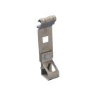 Z Purlin Angle Flange Clip Hammer-On
