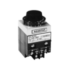 Electropneumatic Timing Relay On-Delay, DPDT 125VDC, 0.5 - 5 sec