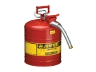 Safety Can (1) 1 in. Flex Metal Spout Flammable Liquids