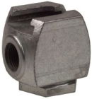 Button Head Coupler - Standard Pull-On 7/16-27 NS-2(f) 10000 psi