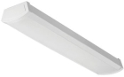LED Linear, 24.50 in., 5.50 in., 2.60 in., 120 V, LED, 1200, 4000K, Acrylic