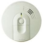 Smoke Alarm, 120V, Battery Backup, 85dB Horn, Ionization