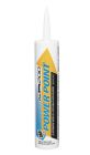 Elastomeric Acrylic Sealant, 10.1 oz, White