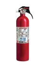 Fire Extinguisher, Sodium Bicarbonate, 2 lb, Wall Mount Strap Bracket