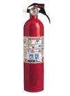 Fire Extinguisher, Sodium Bicarbonate, 10 lb, Red, Strap Bracket Mount