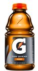 Hydration Drink, Wide-Mouth Bottle, Orange, 20 oz.