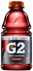 Sports Drink, Fruit Punch Flavor, 20 oz, Wide Mouth Bottle
