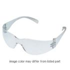 Protective Eyewear, Clear Polycarbonate Hardcoat Lens, Clear Polycarbonate Frame