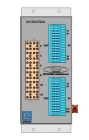 Building Entrance Terminal, 66 Input, 66 Output, 12 pair Termination, Steel