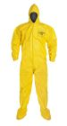 Coverall Yellow X-Large