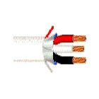 Security and Commercial Audio Cable 3C 18 AWG Str Bare Cu