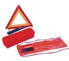 Highway Safety Kit, 4.75 in. H, Orange Red, Plastic, Orange Red, 1 lbs