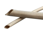 Braided Expandable Sleeving Natural Heat Annealed Fiberglass