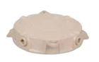 Mounting Cover, Cone-Top Pendant Mount, 1 in. Hub