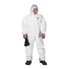 Coverall, Chemical Resistant, Tychem SL, 3X-Large