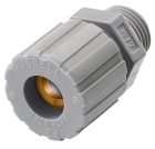 Flexible Cord Connector 1/2 in Nonmetallic 0.38 in - 0.50 in