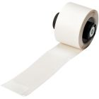 Printer Label, 1.000 in. W x 4.000 in. L Label, Vinyl/Self-Laminating, Translucent, TLS2200 Printer