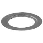 Reducing Washer, 1-1/2 in. Large, 1-1/4 in. Small, Flat Installation, Steel
