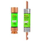 Dual Element Fuse, Time Delay, 200 A, 250VAC, 125VDC, 200kAIR, 1.560 in. Dia x 7.13 in. L
