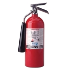 Fire Extinguisher, Carbon Dioxide, 5 lb, Red