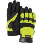 Gloves, Cut-Resistant Mechanics Four Layers in Palm/Two Layers in Fingers; X-Large
