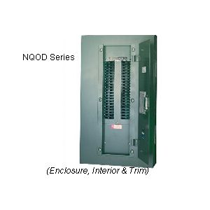 Square d company nqod442l225cu panelboard interiors wesco lightingappliance panelboard 240vac 3 phase 4 wire sciox Images