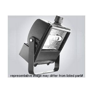 Floodlight Fixture Hps 250 400w Bronze Polyester Powder