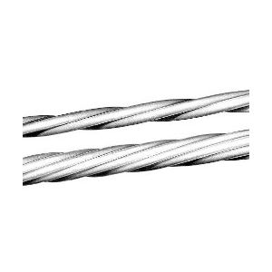 FLORIDA WIRE AND CABLE GUY-WIRE-3/8-HS-A-500-COIL Guy and Messenger ...