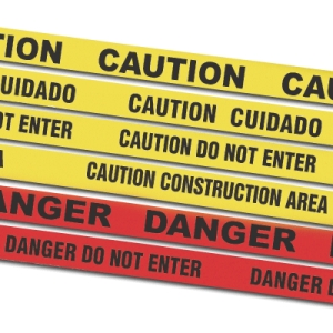 DIRECT SAFETY PRODUCTS 83879 Safety Warning and Flagging
