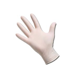 X-Large Cordova Safety Products 4010XL Gold Latex 5 mil Powder Free Exam Disposable Gloves
